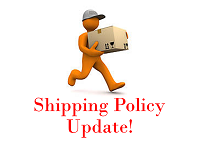 New shippinng policy